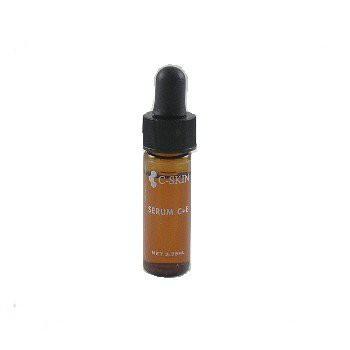 【限量加購】C-Skin 杜克 C.精華液15% Serum C15 3.75ml(隨身版)