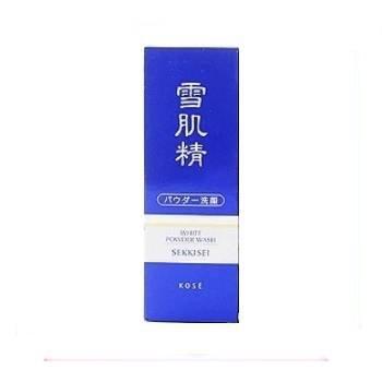 KOSE高絲-雪肌精靚白洗顏粉100g