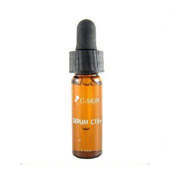 ❤下殺-限量加購❤C-Skin C.雙效美白精華液Serum C15+ 3.75ml(隨身版)