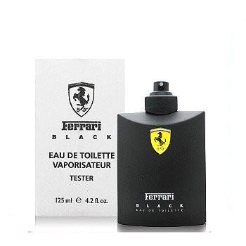 ❤TESTER版-Ferrari法拉利 黑色法拉利男性淡香水Black 125ML