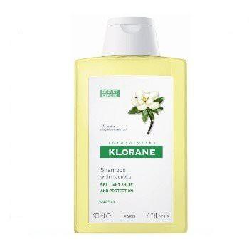 KLORANE 蔻蘿蘭 玉蘭全效無重力防禦洗髮精400ML-大-法國原裝進口