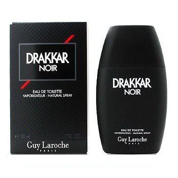 Guy Laroche姬龍雪 黑色達卡男性淡香水Drakkar Noir 50ML