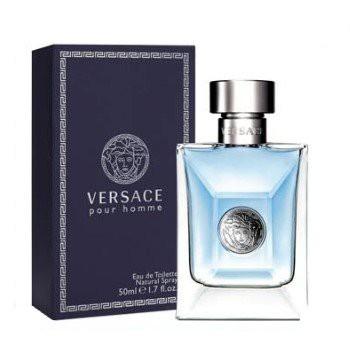 VERSACE凡賽斯 經典男性淡香水Pour Homme 30ml