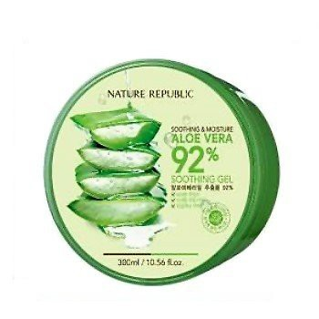 Nature Republic 92%蘆薈補水修護保濕凝膠300ml