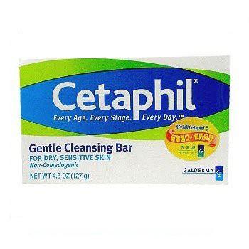 Cetaphil 舒特膚-溫和潔膚凝脂129g