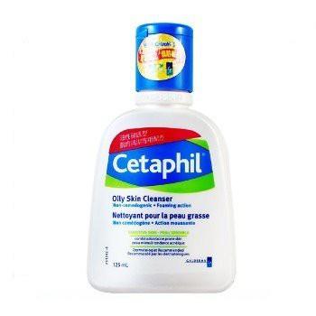 Cetaphil 舒特膚-溫和潔膚乳125ml(油性肌膚專用)