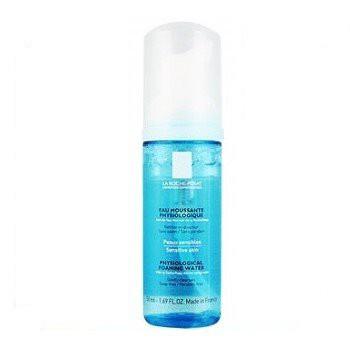 【限量加購】理膚寶水-舒緩保濕高效潔顏慕斯50ml-隨身瓶