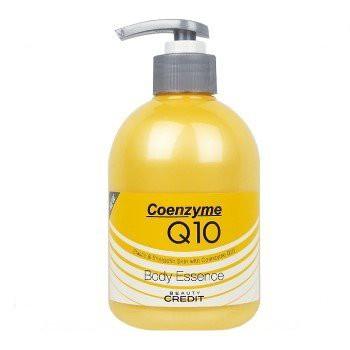 【下殺】BEAUTY CREDIT Q10彈力身體保濕乳液400ml