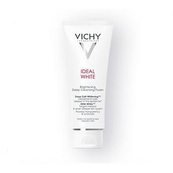 Vichy薇姿-淨膚透白泡沫洗面露100ML