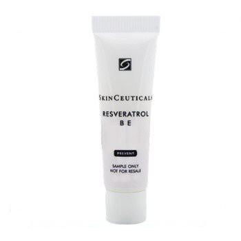 ❤【限量加購】SkinCeuticals晚間修復精華RESVERATROL B E 3ml(隨身版)