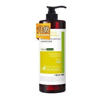 AROMASE艾瑪絲 5a高效控油洗髮精 (黏膩油頭OUT) 升級版 1000ML