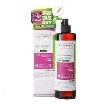 AROMASE艾瑪絲 角質淨化洗髮精 (深層頭皮SPA) 升級版 350ML