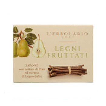 L ERBOLARIO 蕾莉歐 果木香氛-果木香氛植物皂100g