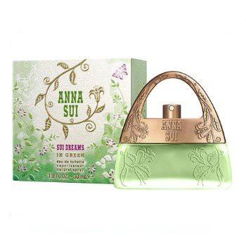Anna Sui安娜蘇-甜蜜夢境-茉綠限量版女性淡香水30ml