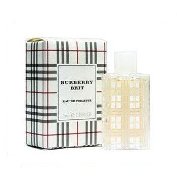 【小香-限量加購】BURBERRY-Brit風格女性淡香水5ML