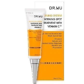 【新上架】DR.WU 達爾膚 VC微導美白淡斑精華20ML