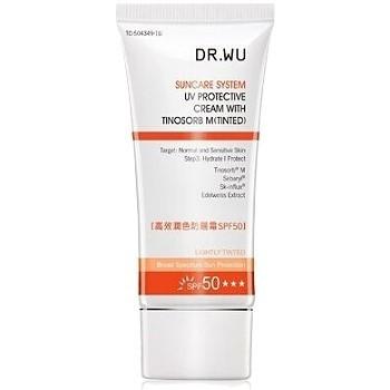 【新上架】DR.WU 達爾膚 高效潤色防曬霜SPF50 30ML
