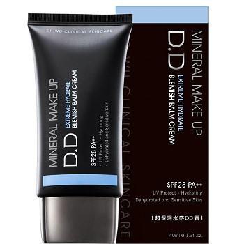 DR.WU 達爾膚 超保濕水感DD霜40ML