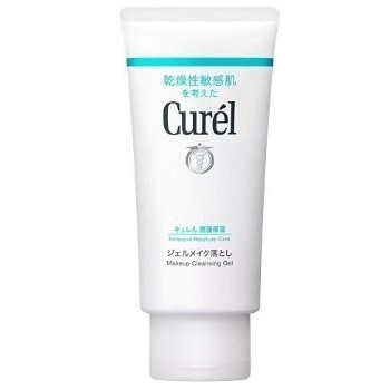 【新上架】Curel 珂潤-潤浸保濕深層卸粧凝露130g