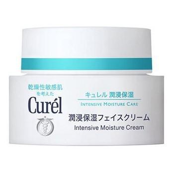 【新上架】Curel 珂潤-潤浸保濕深層乳霜40g