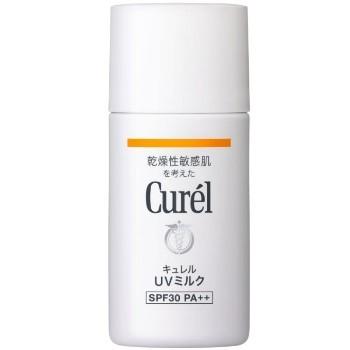 【新上架】Curel 珂潤 潤浸保濕防曬乳(臉部用)SPF30 PA++ 30ml