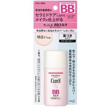 【新上架】Curel 珂潤-潤浸保濕屏護力BB乳30ml明亮膚