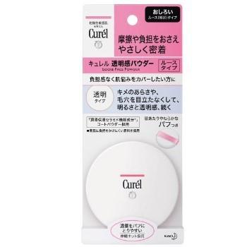 【新上架】Curel 珂潤-潤浸保濕屏護力蜜粉4g