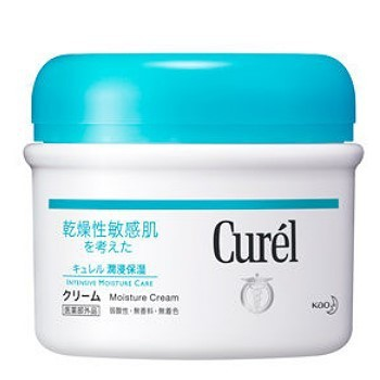 【新上架】Curel 珂潤-潤浸保濕身體乳霜90g