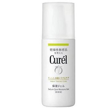 【新上架】Curel 珂潤-控油保濕水凝露120ml