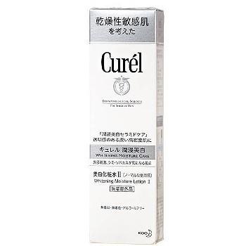 【新上架】Curel 珂潤-潤浸美白保濕化粧水II輕潤140ml
