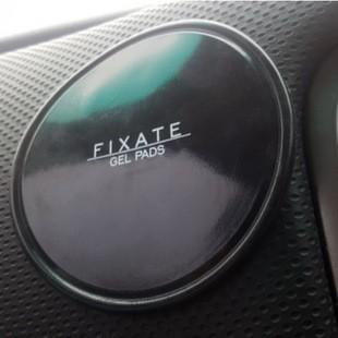 【新上架】美國 Fixate神奇膠墊掛鈎超強凝膠片(一套=圓形+三角)-804010