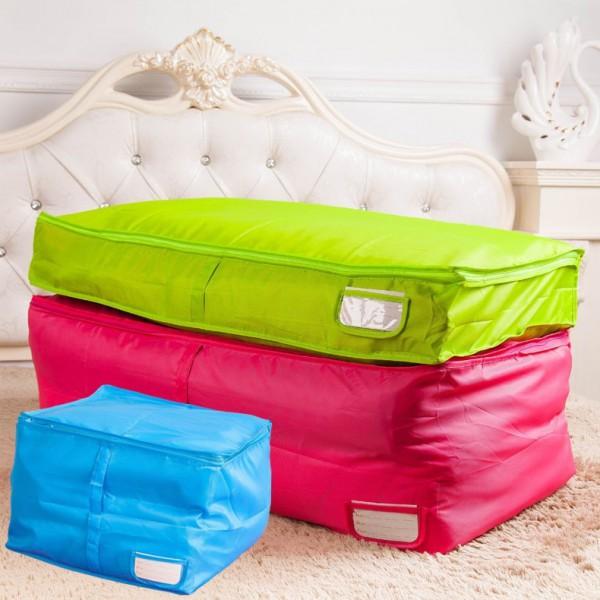 【新上架】棉被衣物大容量收納袋(多款供選)