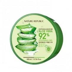 【下殺】Nature Republic 92%蘆薈補水修護保濕凝膠300ml