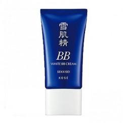KOSE高絲- 雪肌精防護淨白BB霜27ML-01-明亮色❤