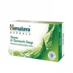 【下殺】Himalaya 喜馬拉雅苦楝薑黃香皂125g