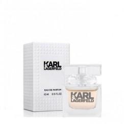 【小香-限量加購】KARL LAGERFELD 卡爾·拉格斐 同名時尚女性淡香精4.5ml