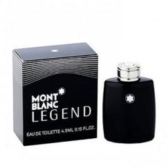 【小香-限量加購】Mont Blanc LEGEND 萬寶龍 傳奇經典男性淡香水4.5ML