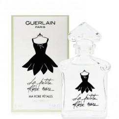 【限量加購】Guerlain嬌蘭 小黑裙淡香露-花瓣洋裝5ml