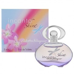【限量小香】Salvatore Ferragamo Incanto Shine閃耀光采女性淡香水5ML