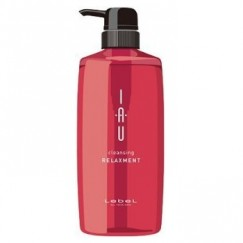 PAUL MITCHELL  LEBEL IAU 舒緩洗髮精 600ml