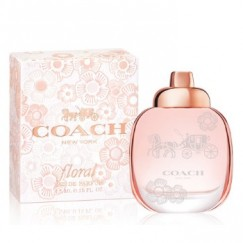 ❤小香❤COACH NEW YORK FLORAL女性淡香精 4.5ML-95389
