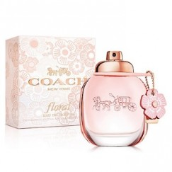 COACH NEW YORK FLORAL女性淡香精 50ML (F/B)